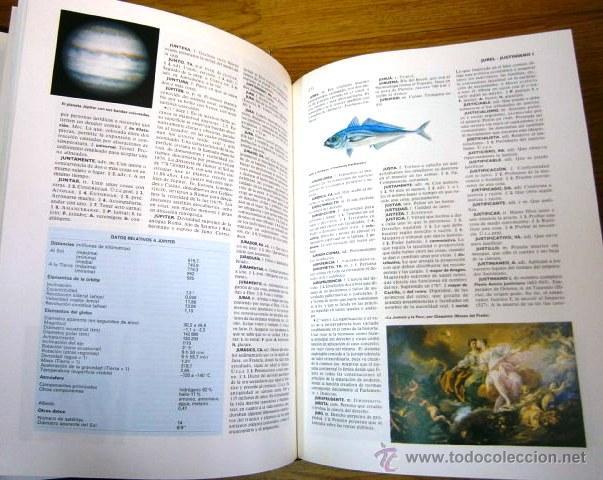 Diccionarios de segunda mano: Nuevo diccionario enciclopédico ilustrado 6T de Club Internacional Libro / Durvan en Bilbao 1998 - Foto 4 - 41110485