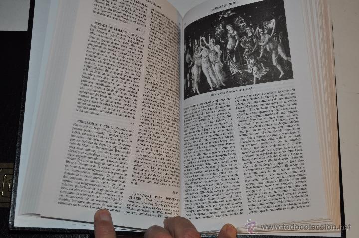 Diccionarios de segunda mano: Diccionario Literario de Obras y Personajes de todos los Tiempos y de todos los Países. RM64722 - Foto 2 - 41572181