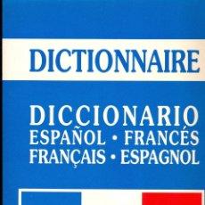 Diccionarios de segunda mano: DICCIONARIO FRANCES - ESPAÑOL / ESPAÑO FRANCES. Lote 41586696