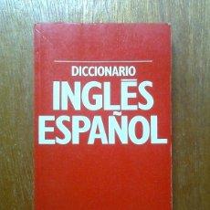 Diccionarios de segunda mano: DICCIONARIO INGLES ESPAÑOL VOX BIBLOGRAF. Lote 42091185