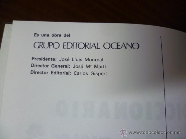 Diccionarios de segunda mano: DICCIONARIO ESPAÑOL INGLES ESPAÑOL OCEANO 1988 - Foto 4 - 42632470