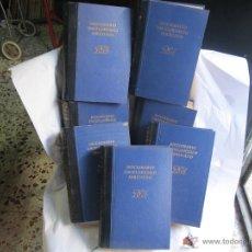 Libri di seconda mano: DICCIONARIO ENCICLOPEDICO ABREVIADO ESPASA 1955 (7 TOMOS). Lote 44059972