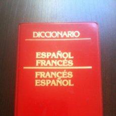 Diccionarios de segunda mano: MINI DICCIONARIO ESPAÑOL-FRANCES - MAYFE - INSTITUTO FRANCES DE MADRID - MADRID - 1983 -. Lote 44166588