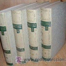 Diccionarios de segunda mano: DICCIONARIO ENCICLOPÉDICO SALVAT 4T (COMPLETO) POR JUAN SALVAT EN BARCELONA 1967. Lote 44329455