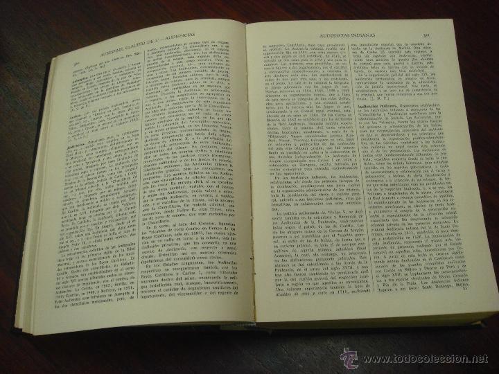 Diccionarios de segunda mano: DICCIONARIO DE HISTORIA DE ESPAÑA.Desde sus orígenes al fin del reinado de Alfonso XIII. 2 T.1952 - Foto 4 - 44384278