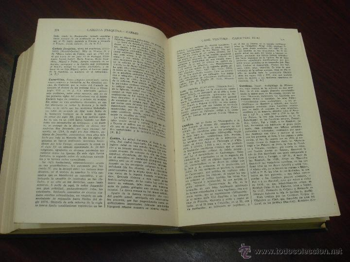 Diccionarios de segunda mano: DICCIONARIO DE HISTORIA DE ESPAÑA.Desde sus orígenes al fin del reinado de Alfonso XIII. 2 T.1952 - Foto 5 - 44384278