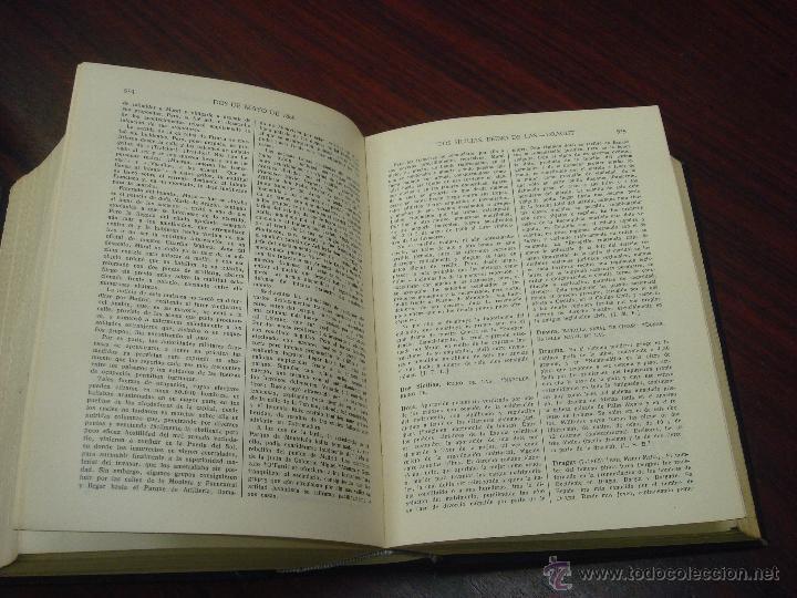 Diccionarios de segunda mano: DICCIONARIO DE HISTORIA DE ESPAÑA.Desde sus orígenes al fin del reinado de Alfonso XIII. 2 T.1952 - Foto 6 - 44384278
