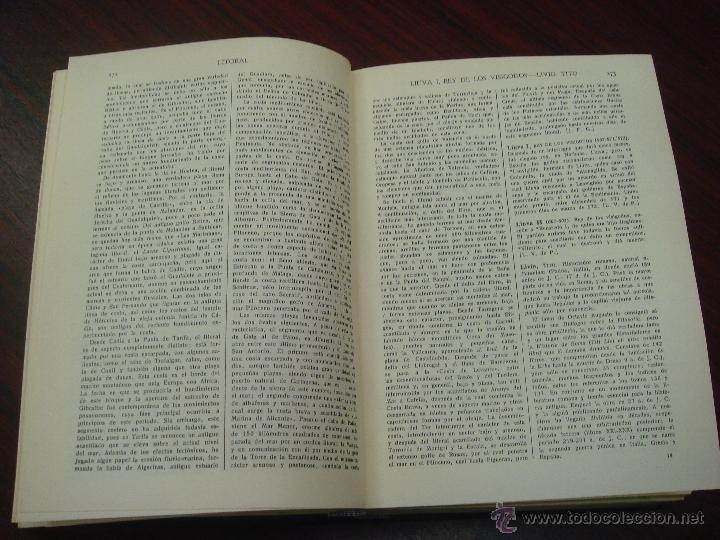 Diccionarios de segunda mano: DICCIONARIO DE HISTORIA DE ESPAÑA.Desde sus orígenes al fin del reinado de Alfonso XIII. 2 T.1952 - Foto 12 - 44384278