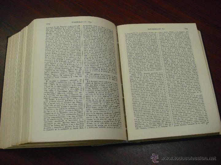 Diccionarios de segunda mano: DICCIONARIO DE HISTORIA DE ESPAÑA.Desde sus orígenes al fin del reinado de Alfonso XIII. 2 T.1952 - Foto 14 - 44384278
