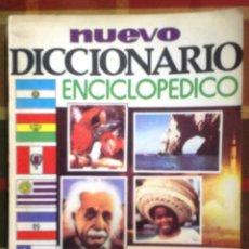 Diccionarios de segunda mano: LIBRO NUEVO DICCIONARIO ENCICLOPÉDICO VISOR EDICIÓN 1991. Lote 45318391