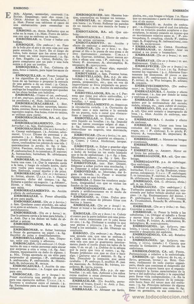 Diccionarios de segunda mano: Diccionario Durvan de la Lengua Española. RM66700. - Foto 2 - 45638424