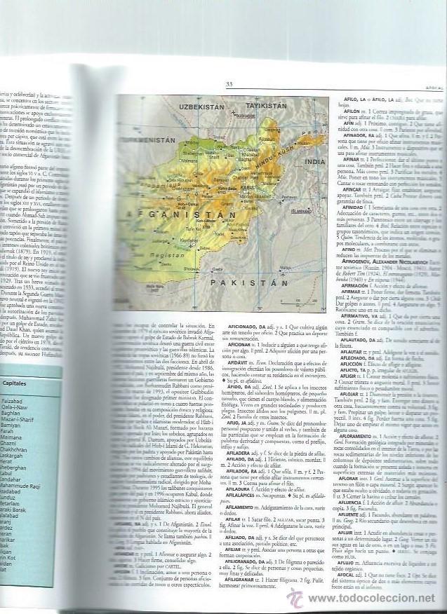 Diccionarios de segunda mano: DICCIONARIO ENCICLOPÉDICO ESPASA 12 TOMOS, 1998, 150 PÁGS CADA UNO, ESCRITO A TRES COLUMNAS, FOTOS - Foto 2 - 46032850