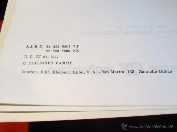 Diccionarios de segunda mano: DICCIONARIO GENERAL Y TECNICO, 1 DE CASTELLANO, EUSKARA, LUIS Mª MUGICA - Foto 4 - 46196034