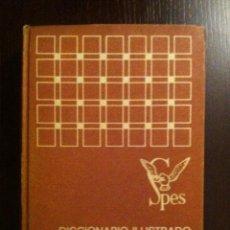 Diccionarios de segunda mano: DICCIONARIO ILUSTRADO LATINO-ESPAÑOL - ESPAÑOL-LATINO - BIBLOGRAF - BARCELONA - 1972 -. Lote 46993763