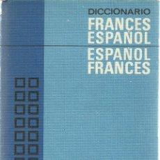 Diccionarios de segunda mano: DICCIONARIO FRANCÉS ESPAÑOL, EDITORIAL MAYFE, AÑO 1974, 447 PÁGINAS. Lote 47315041