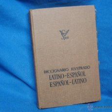 Diccionarios de segunda mano: DICCIONARIO ILUSTRADO LATINO-ESPAÑOL, ESPAÑOL-LATINO - SPES 1984. Lote 48504813
