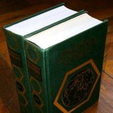Diccionarios de segunda mano: DICCIONARIO ENCICLOPÉDICO BÁSICO 2T (COMPLETO A-Z) DE EDITORIAL PLAZA JANÉS EN BARCELONA 1976. Lote 48940076