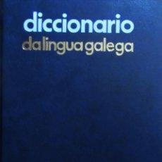 Diccionarios de segunda mano: DICCIONARIO DA LINGOA GALEGA. 3 VOLS. IR INDO. Lote 49141144