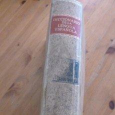 Diccionarios de segunda mano: DICCIONARIO DE LA LENGUA ESPAÑOLA. 21º ED.REAL ACADEMIA ESPAÑOLA. 1992 1508 PAG. Lote 49933894