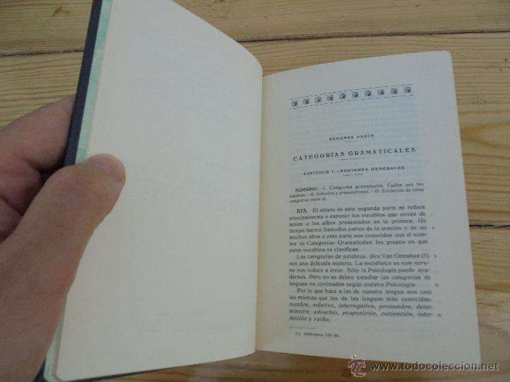 Diccionarios de segunda mano: GRAMATICA BASICA DIALECTAL DEL EUSKERA-MORFOLOGIA VASCA. AZKUE ALTUBE. DICCIONARIO VASCO. ARBELAITZ. - Foto 26 - 51019096