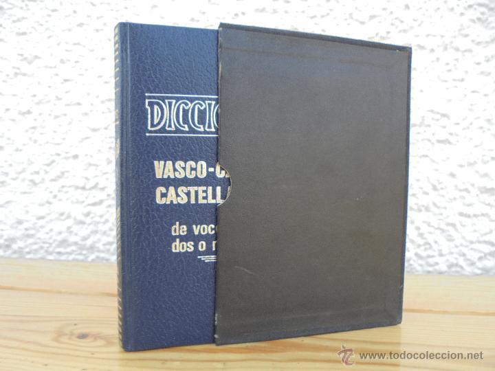 Diccionarios de segunda mano: GRAMATICA BASICA DIALECTAL DEL EUSKERA-MORFOLOGIA VASCA. AZKUE ALTUBE. DICCIONARIO VASCO. ARBELAITZ. - Foto 61 - 51019096