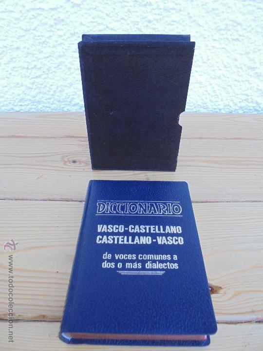 Diccionarios de segunda mano: GRAMATICA BASICA DIALECTAL DEL EUSKERA-MORFOLOGIA VASCA. AZKUE ALTUBE. DICCIONARIO VASCO. ARBELAITZ. - Foto 63 - 51019096