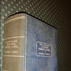 Diccionarios de segunda mano: DICCIONARIO FRANCÉS ESPAÑOL. EMILIO M. MARTÍNEZ AMADOR. 1957.. Lote 50783017
