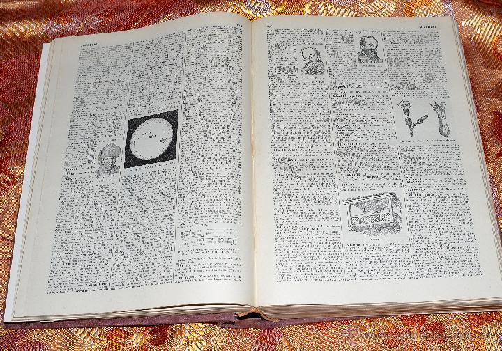 Diccionarios de segunda mano: DICCIONARIO ILUSTRADO DE LA LENGUA ESPAÑOLA, NUEVA ENCICLOPEDIA SOPENA,TOMO QUINTO - Foto 3 - 51762751