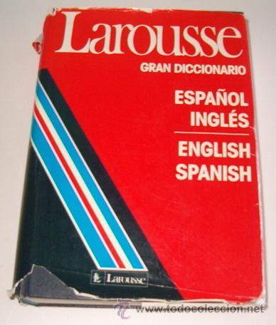 RAMÓN GARCÍA-PELAYO Y GROSS (DIR.). GRAN DICCIONARIO ESPAÑOL – INGLÉS / ENGLISH - SPANISH. RM71668. (Libros de Segunda Mano - Diccionarios)