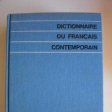 Diccionarios de segunda mano: DICTIONNAIRE DU FRANÇAIS CONTEMPORAIN. Lote 52310005