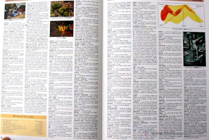 Diccionarios de segunda mano: NUEVO DICCIONARIO ENCICLOPÉDICO RUEDA COLOR - 4 TOMOS COMPLETO - 1016 PÁGINAS - VER DESCRIPCIÓN - Foto 4 - 52341781