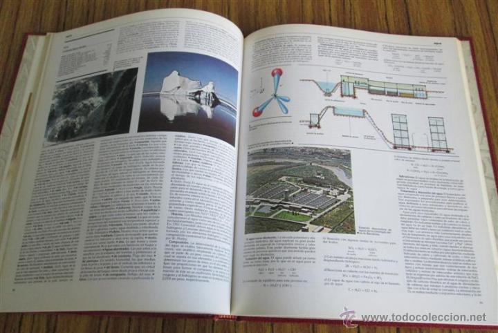 Diccionarios de segunda mano: 26 tomos - DICCIONARIO ENCICLOPEDICO SALVAT - Barcelona, 1985. - Foto 5 - 52617013