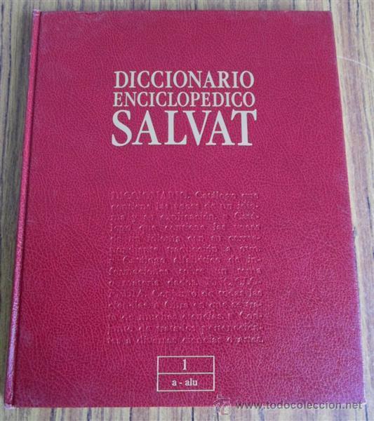 Diccionarios de segunda mano: 26 tomos - DICCIONARIO ENCICLOPEDICO SALVAT - Barcelona, 1985. - Foto 9 - 52617013