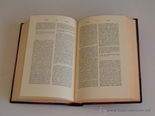 Diccionarios de segunda mano: Diccionario de Construcción y Régimen de la Lengua Castellana. OCHO TOMOS. RM72062. - Foto 6 - 52818162