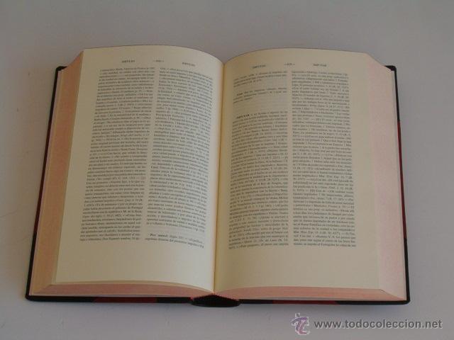Diccionarios de segunda mano: Diccionario de Construcción y Régimen de la Lengua Castellana. OCHO TOMOS. RM72062. - Foto 7 - 52818162