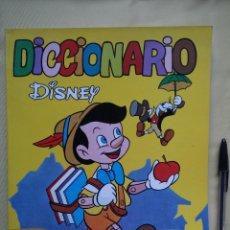 Diccionarios de segunda mano: DICCIONARIO DISNEY, SUSAETA. Lote 52821451