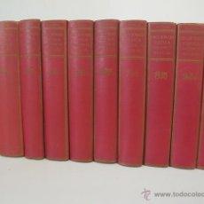 Diccionarios de segunda mano: DICCIONARI CATALÀ - VALENCIÀ - BALEAR. FRANCESC DE BORJA MOLL, 1975. 10 VOLS. Lote 54388364
