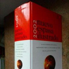 Diccionarios de segunda mano: NUEVO ESPASA ILUSTRADO 2002: DICCIONARIO ENCICLOPÉDICO. CON CD-ROM.. Lote 54412694
