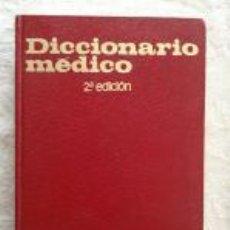 Diccionarios de segunda mano: DICCIONARIO MÉDICO SALVAT. Lote 54702925