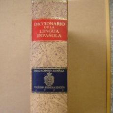 Diccionarios de segunda mano: DICCIONARIO DE LA LENGUA ESPAÑOLA - REAL ACADEMIA ESPAÑOLA - 1.992. Lote 55934588
