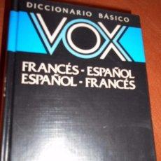Diccionarios de segunda mano: DICCIONARIO BÁSICO. Lote 56053195