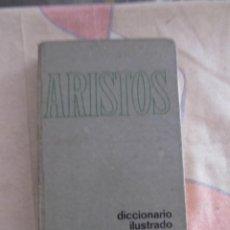 Diccionarios de segunda mano: M69 DICCIONARIO ILUSTRADO ARISTOS DE LA LENGUA ESPAÑOLA ED. SOPENA 1981. Lote 56318323