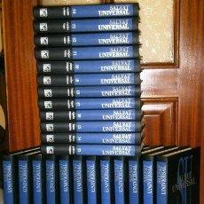 Diccionarios de segunda mano: DICCIONARIO ENCICLOPÉDICO UNIVERSAL 24T DE ED. SALVAT EN NAVARRA 1998 (COMPLETO A-Z). Lote 42878054