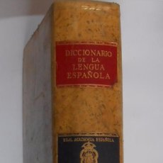 Diccionarios de segunda mano: DICCIONARIO DE LA LENGUA ESPAÑOLA. REAL ACADEMIA ESPAÑOLA. ESPASA CALPE. 19ª EDICION. 1970. ARM24. Lote 31663895