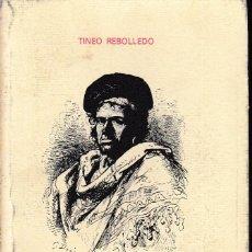 Libri di seconda mano: DICCIONARIO GITANO-ESPAÑOL Y ESPAÑOL-GITANO (TINEO REBOLLEDO. FACSÍMIL 1908, 1988) SIN USAR. Lote 108620358