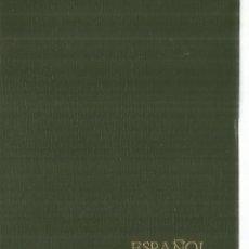 Diccionarios de segunda mano: DICCIONARIO ESPAÑOL ALEMÁN. EDITORIAL RAMÓN SOPENA. BARCELONA. 1963. Lote 58274493