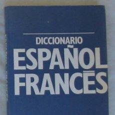 Diccionarios de segunda mano: DICCIONARIO ESPAÑOL FRANCES - VOX 1993 - 280 PÁGINAS - VER DESCRIPCIÓN. Lote 58535504