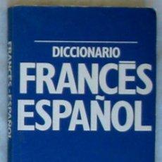 Diccionarios de segunda mano: DICCIONARIO FRANCES ESPAÑOL - VOX 1993 - 205 PÁGINAS - VER DESCRIPCIÓN. Lote 58535528