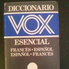 Diccionarios de segunda mano: DICCIONARIO MINI VOX - FRANCES/ESPAÑOL. Lote 59641903