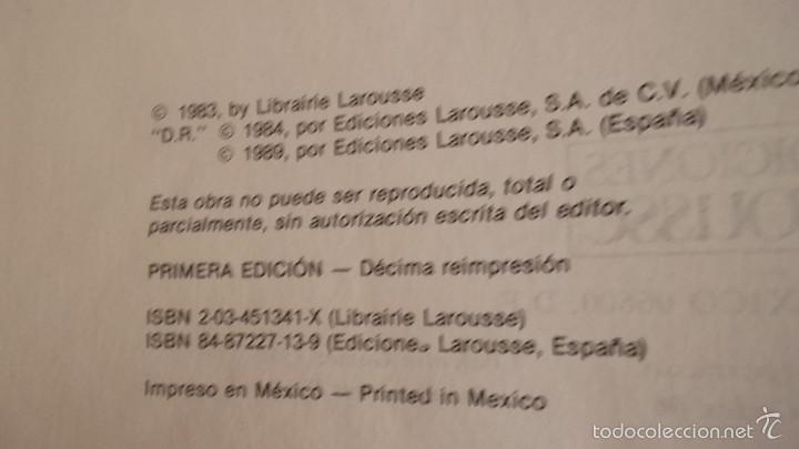 Diccionarios de segunda mano: Gran diccionario español-inglés, english-spanish larousse. tapa dura - Foto 3 - 59912963